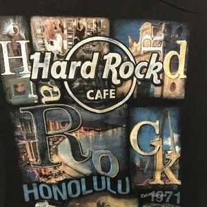 Hard Rock Cafe Honolulu HI Tee